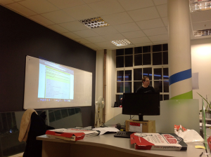 January Salesforce London Developer User Group