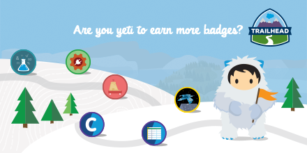 Chance to win cool prices by just completing a new #Trailhead module!