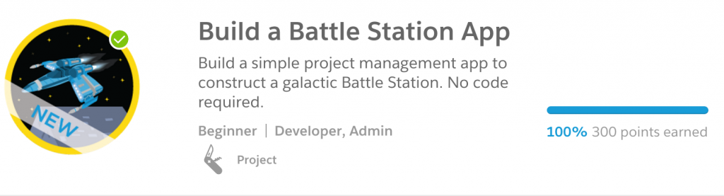Build a Battle Station App