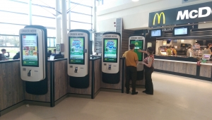 McDonalds Pay points