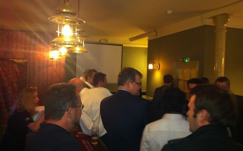5 years ago today a small event kicked off Salesforce Craziness