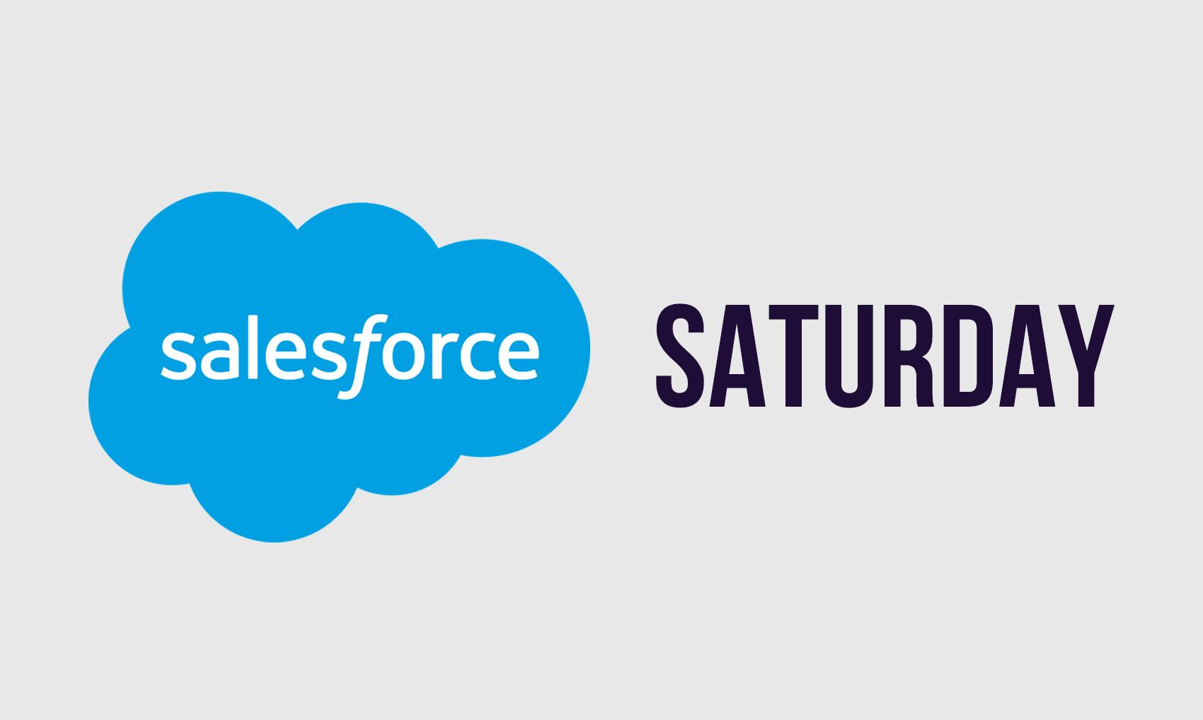 Salesforce saturday london cloud architecture 1betcityfo Gallery