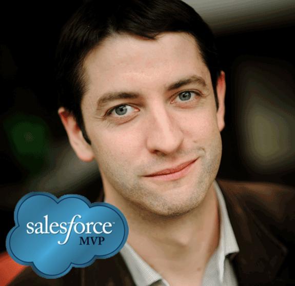 Francis Pindar Salesforce MVP