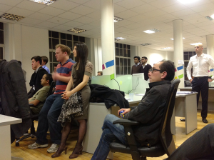 January Salesforce London Developer User Group