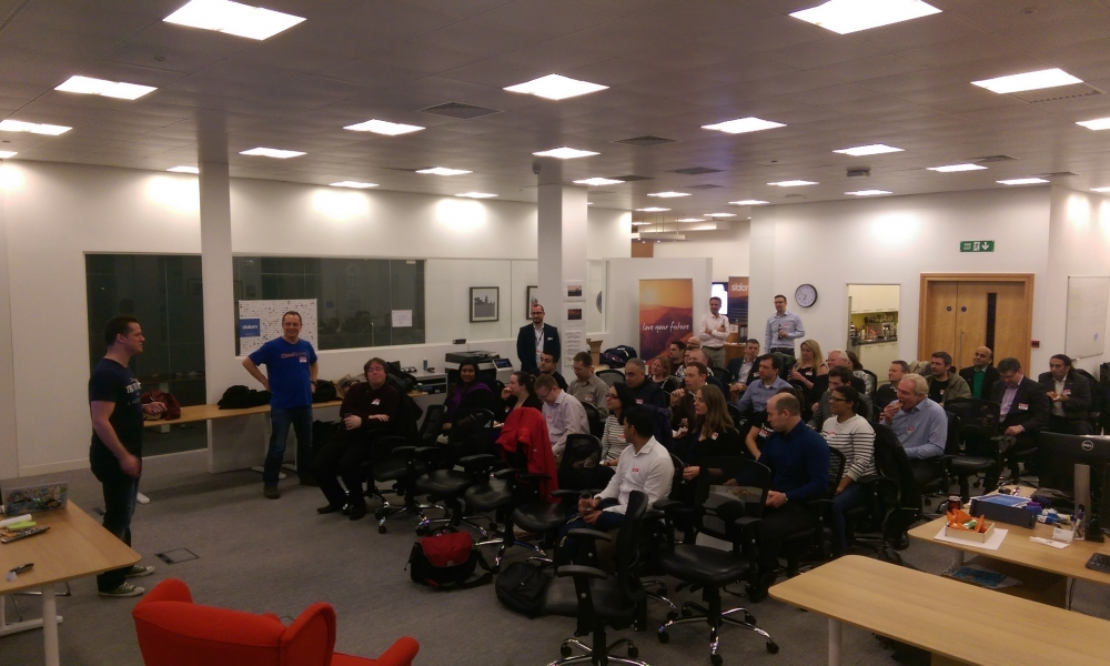 London Salesforce Admin User Group