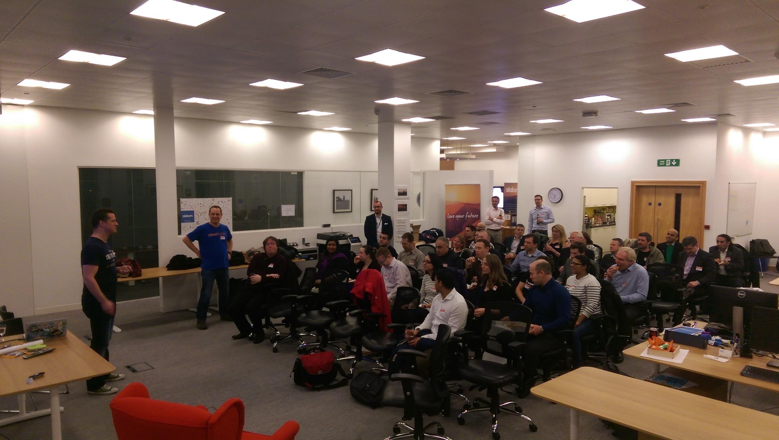 London Salesforce Admin User Group